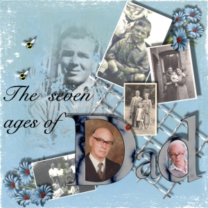 seven ages of Dad