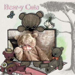 bear-y cute